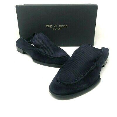 NIB $425 Rag /& Bone Alix Convertible Loafer Gray Floral size:US9  EU39