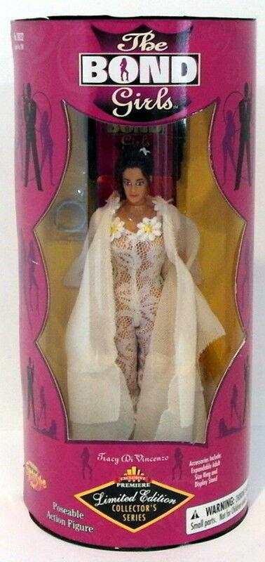 Exklusive premiere 7  - figur - tracy di vincenzo im geheimdienst ihrer majestät