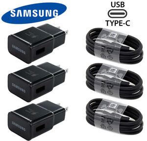 Samsung-Adaptive-Fast-Travel-Wall-Charger-for-Galaxy-S10-S9-S8-Plus-Note-8-Cable