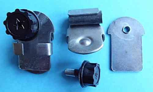 2101-6103104-kit vorreiber sostituzione//dispositivo di chiusura triangolo Finestra LADA