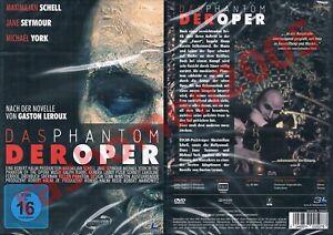 DVD-PHANTOM-OF-THE-OPERA-1983-Maximilian-Schell-Jane-Seymour-Region-2-PAL-NEW
