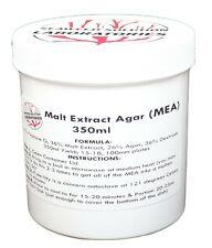 Malt Extract Agar Mea 350ml Sterilzed Yields 15 18 100mm Dishes