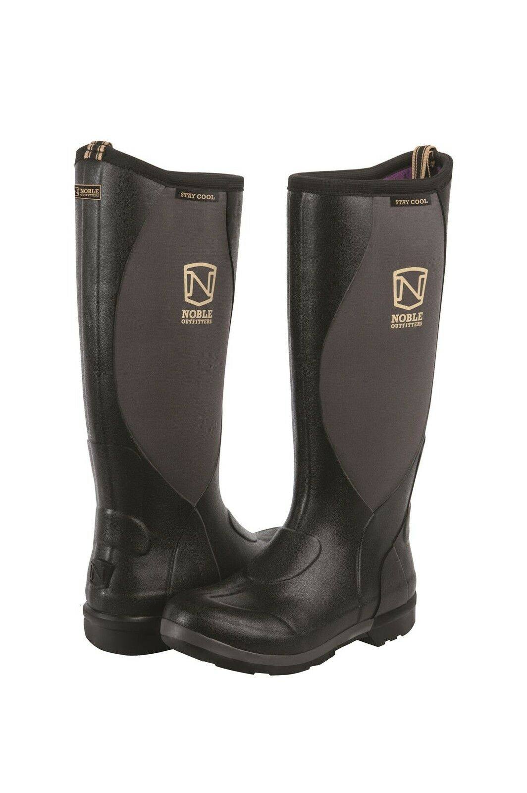 Noble Outfitters Women's Muds Stay Cool  Waterproof High Boots BAT-12365P  up to 42% off