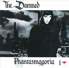 Phantasmagoria by The Damned (CD, Nov-1994, Universal/Mca)