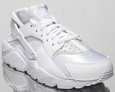 off Orignal Nike 634835 108 Femme  Air Huarache Run Triple Blanc