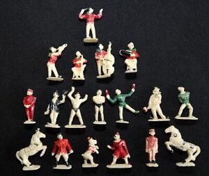 Cirque - Café Nadi 18 Figurines Dont L'orchestre