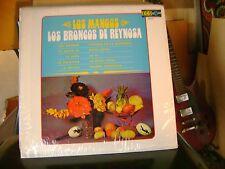 SEALED MEX LATIN LP~LOS MANGOS~BRONCOS DE REYNOSA~SUCEDIO EN LA BARRANCA &~HEAR