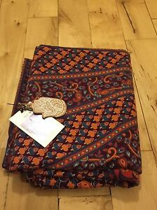 Fantastic Details About Urban Outfitters Magical Thinking Danie Medallion Tapestry Red Orange Paisley Bralicious Painted Fabric Chair Ideas Braliciousco