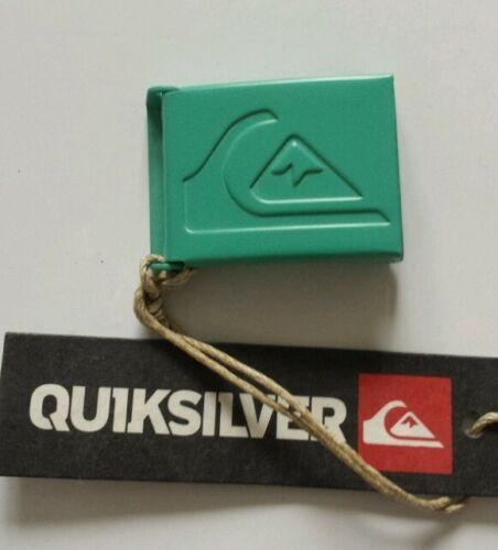 Turquoise For 32mm Material Belts Quiksilver Belt Buckle Bahia /'Boom/' Buckle