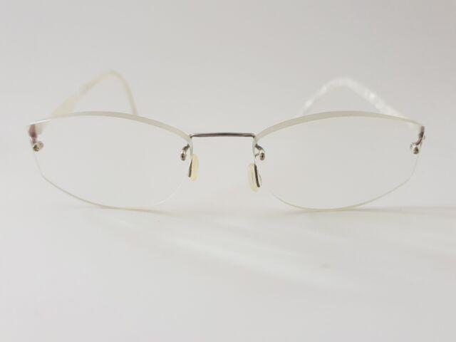 Randlose Brille LINDBERG Spirit Titanium Eyeglasses Brillenfassung Occhiali