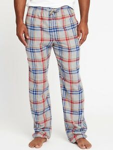 old navy flannel pants