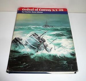 ORDEAL-OF-CONVOY-N-Y-119-BY-CHARLES-DANA-GIBSON-LIMITED-EDITION-OF-2000-COPIES