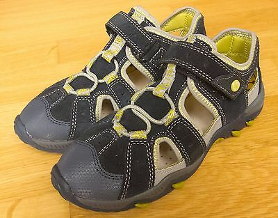 NEU & OVP - Lurchi Salamander - Bob - Sandale Schuhe Sneaker Halbsandale Gr 32 M