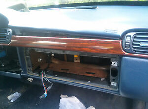 Image Is Loading 97 98 99 Cadillac DeVille Seville Concours DASH