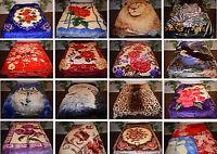 King 2 Ply 2ply Korean Style Soft Mink Blankets U Pick Design Buy 3 Get 1 Free