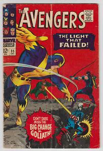 M0241-Avengers-35-Vol-1-G-VG-Estado