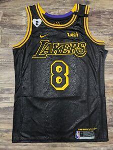 Kobe-Bryant-Lakers-8-24-Black-Mamba-Day-Snakeskin-Lore-Series-Jersey-Small