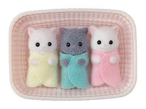 Triplets-chan of Sylvanian Families Persian Cat