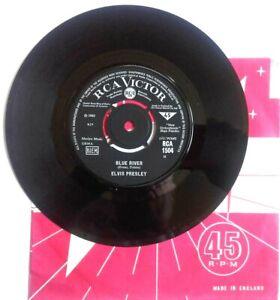 Mint-Elvis-Presley-Blue-River-Do-Not-Disturb-RCA-1504-7-034-VINYL-45