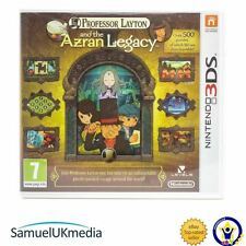 Professor Layton and The Azran Legacies (Nintendo 3DS) **GREAT CONDITION**