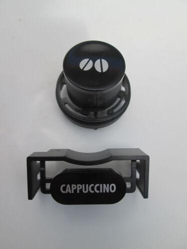 Delonghi Tasten Cappuccino Kaffeestärke ESAM 5500 Perfecta //Taster Rep Set 4
