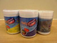 Golden Vit + Help Breeder + Help Fry Breeding Pair Egg Flowerhorn Discus Vitamin