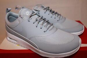 Nike Air Max Thea grey white grau weiß
