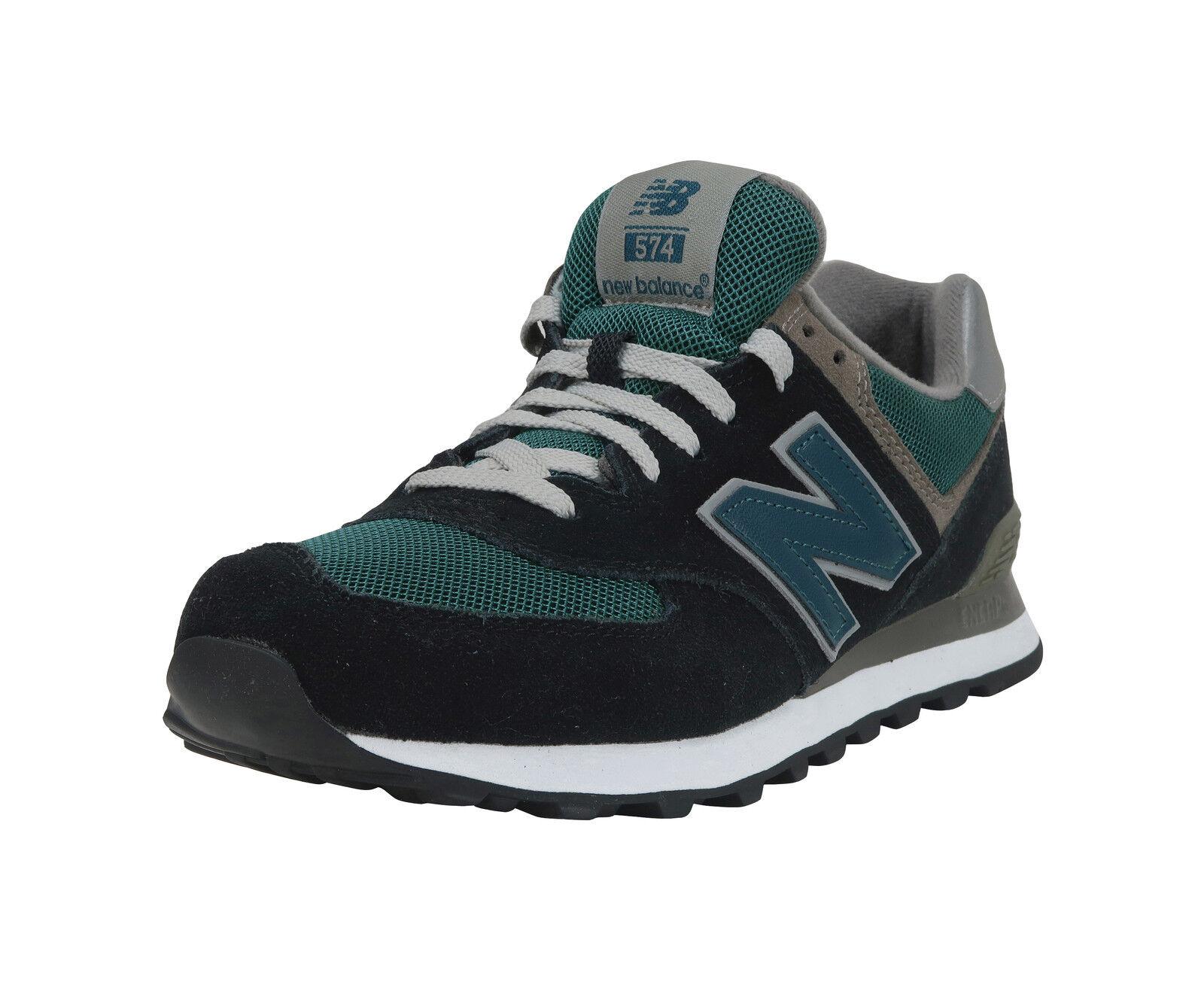 New Balance Shoes Uomo M574 Classic Running  Navy Blue