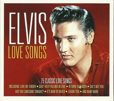 ELVIS LOVE SONGS - 3 CD BOX SET - 75 CLASSIC LOVE SONGS ELVIS PRESLEY