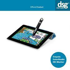 CRAYOLA COLOR STUDIO HD iMarker DIGITAL STYLUS + CRAYOLA ColorStudio HD APP