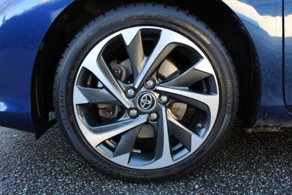 Toyota Auris 1,8 Hybrid H2 Style TS CVT - billede 3