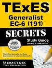 Texes Generalist EC-6 (191) Secrets Study Guide: Texes Test Review for the Texas Examinations of Educator Standards by Mometrix Media LLC (Paperback / softback, 2016)
