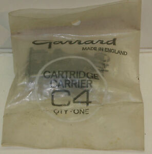 NOS-Original-Garrard-C4-Cartridge-Carrier