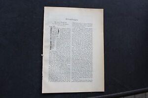 Grosses Soldes 1896... Art 4/luthériennes Wandersloh/usines De Nimègue 2/kalchreuth-afficher Le Titre D'origine