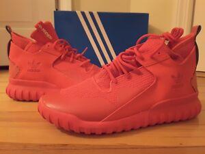Adidas Originals Triple Red Tubular X