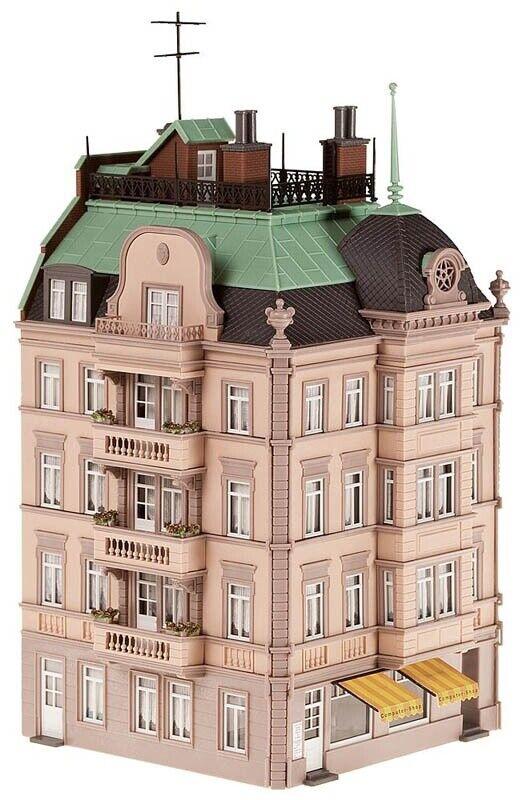 FALLER 130918 Stadtendhaus Goethestraße 88 Bausatz H0  | Zürich