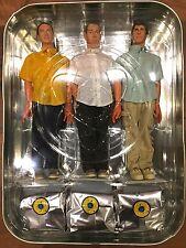[Never Displayed] Beastie Boys Figures Ad Rock MCA Mike D Action, NIGO BAPE Play
