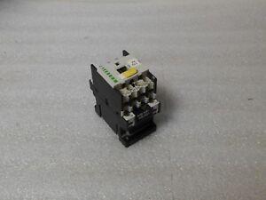 Klockner-Moeller-Relay-DIL-R-40-120-V-Coil-Used-Warranty