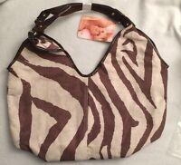 Jessica Simpson Zebra Tote/handbag