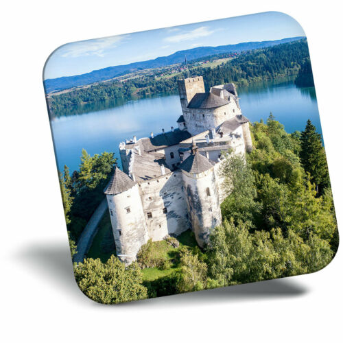 Awesome Fridge Magnet Medieval Castle Niedzica Poland Cool Gift #12652