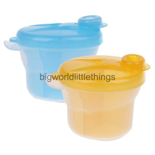 270 ML Baby Food Powder Milk Dispenser Container//Snack Cup BPA Free