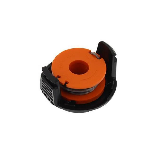 Genuine ALM Trimmer Spool Line/&Cover 1.5mm 2.5m Qualcast Titan WorX 1 Pack QT486