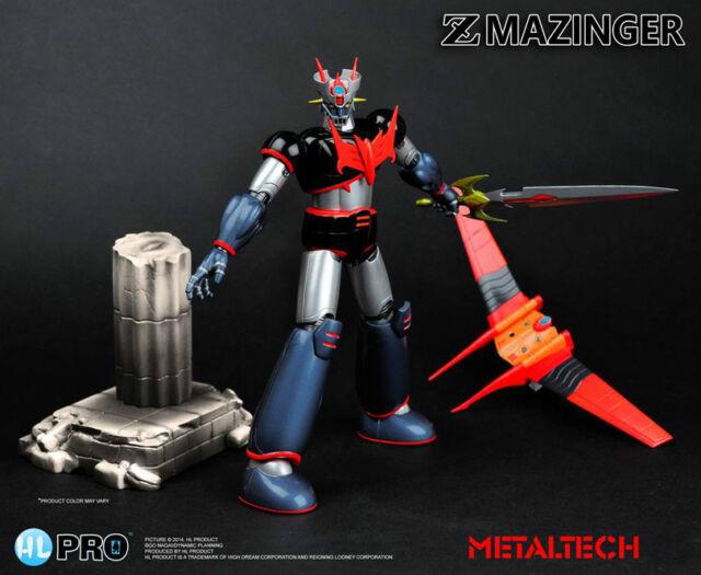 Asia Version Figure Art Storms HL Pro Metaltech 06 Z Mazinger Europe