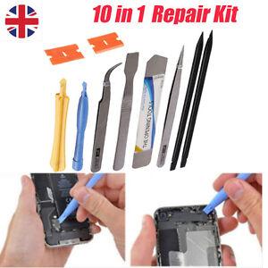 10-in-1-Mobile-Phone-Repair-Tool-Kit-Tweezers-Set-For-Camera-IPHONE-IPAD-UK