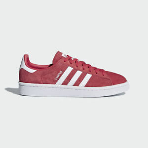 Adidas DB1018 Men Campus Running shoes red white Sneakers