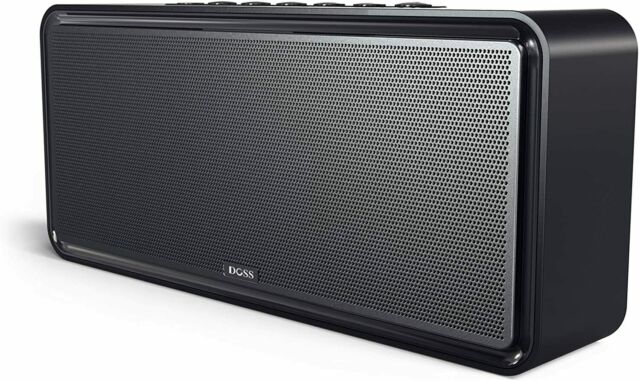 DOSS SoundBox XL 32W Portable Bluetooth Speaker - Black