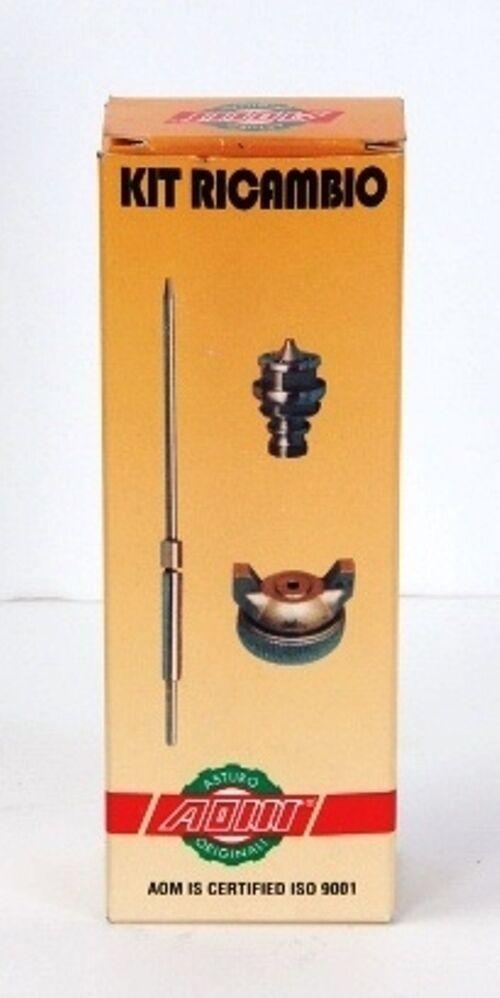 Nozzle Setup for BRI HVLP & BRP HVLP Asturo Gun 2.2mm Part  20222