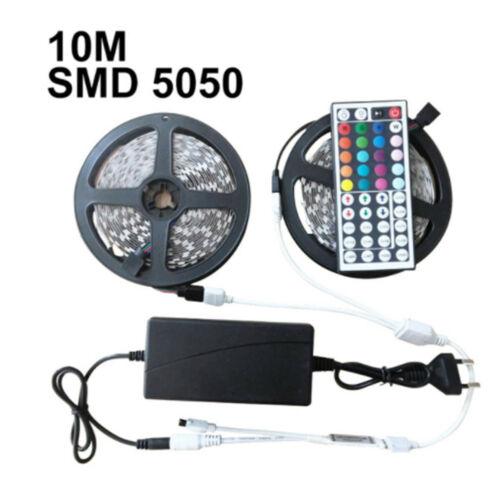 5050 2835 Rgb Diode Tape DC12V Led strip 10M 5M Flexible F Living Room Decoratio