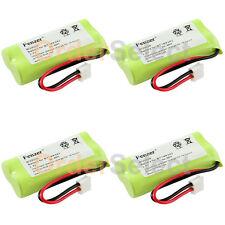 4x Cordless Home Phone Battery for AT&T BT18433 BT184342 BT28433 BT284342 3101