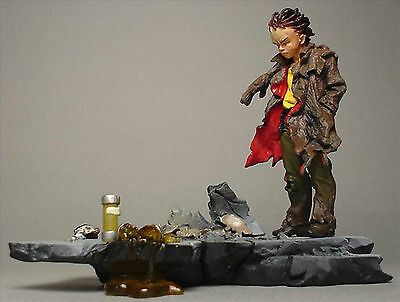 AKIRA 2nd High quality Figure Tetsuo -encounter-  K & M co import JP